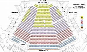 Seating Chart Of The Van Wezel Seating Charts Classroom
