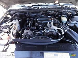 2000 Gmc Jimmy Sle 4x4 4 3 Liter Ohv 12