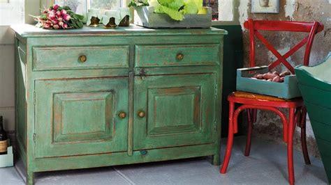 repeindre cuisine chene les erreurs à éviter quand on patine un meuble