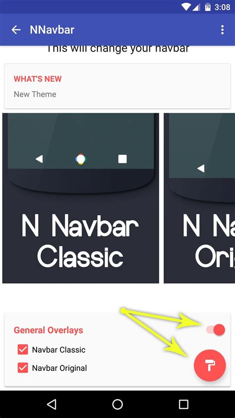 how to get android nougat s new navigation right now