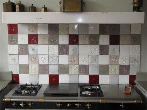 cuisine carrelage mural cuisine carreaux  faience