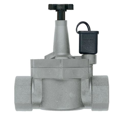 "Orbit 2"" Sprinkler Valve W Flow Control, Female Thread"