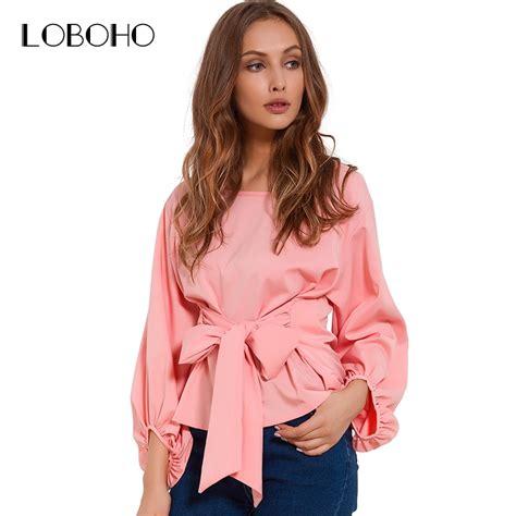 chiffon wrap blouse women shirts autumn  fashion