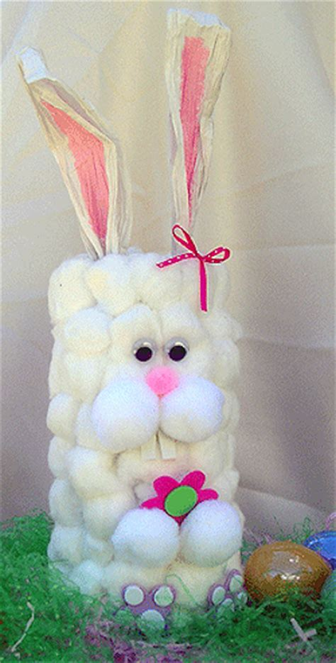 cute  easy easter bunny crafts