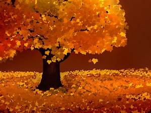 autumn tree by stormo on DeviantArt