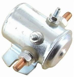 Solenoid Relay Switch Continuous Duty Golf Cart 12 Volt