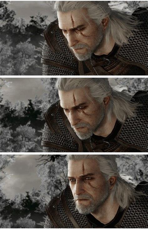geralt of rivia the white wolf my nerdy side white wolf wolf and hunt