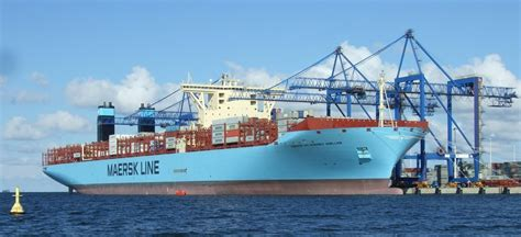 bureau of shipping marseille maersk e class container ship