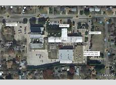 Map of Campus St Pius X Catholic Parish Dallas, TX