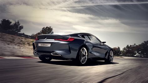 Bmw 8 Series Coupe 4k Wallpapers by 2017 Bmw 8 Series Concept Wallpapers Hd Images Wsupercars