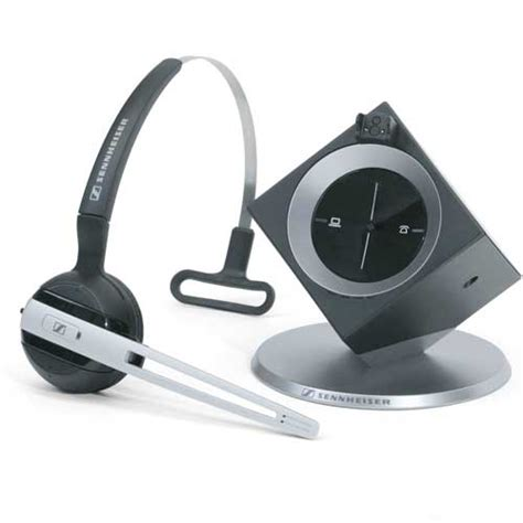 wireless headset for office phone sennheiser dw office wireless headset basic bundle