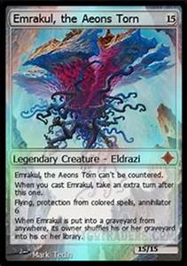 Emrakul, the Aeons Torn *Foil*