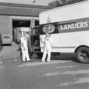 A Mansfield employer for many years Landers Bakery