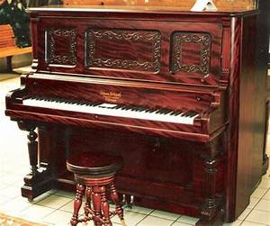 Adam Schaaf Cottage Upright Piano – Antique Piano Shop