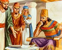 Image result for king darius signs a decree
