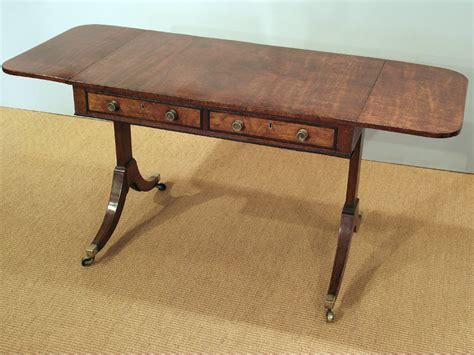 mahogany sofa table antique antique mahogany sofa table regency mahogany sofa table