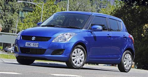 2013 Suzuki Swift Ga Review Caradvice