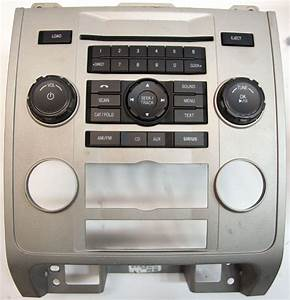 2010 Ford Escape Factory Am  Fm Mp3 Cd Player Oem Radio
