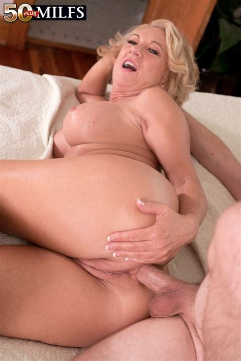 50 Plus Milfs Cali Comes To And Gets Her