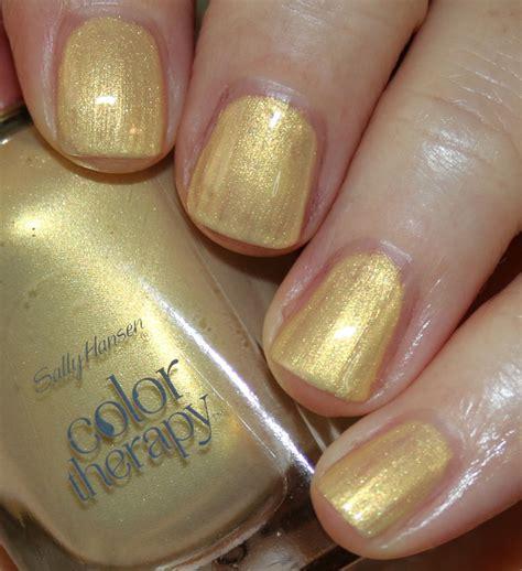 sally hansen color therapy nail polish vampy varnish