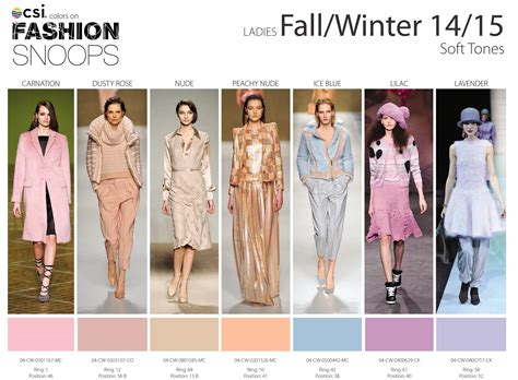 fashion colors for 2015 fall winter 2014 2015 runway color trends nidhi saxena s