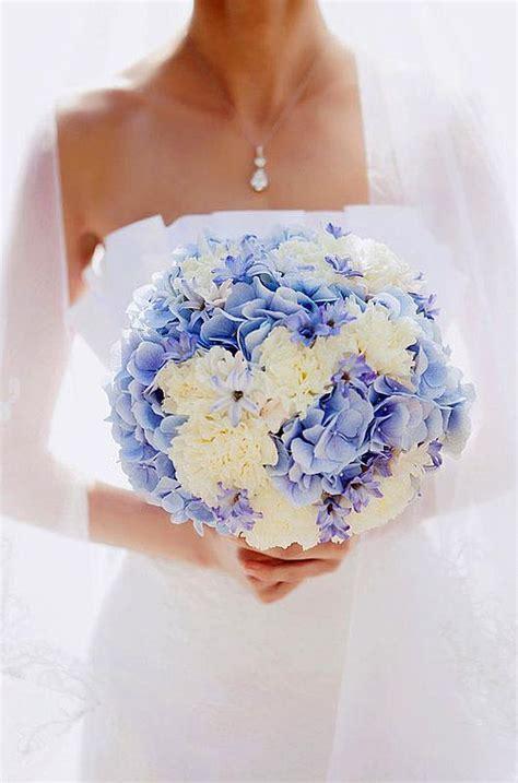 blumenschmuck hochzeit hortensien brautstrauss05 klamotten f 252 r die braut blumenstrau 223 hochzeit brautstrauss blau und brautstr 228 u 223 e