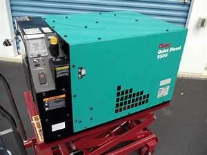 Onan 5500 Diesel Generator