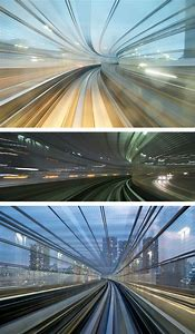 Long Exposure Motion Photography