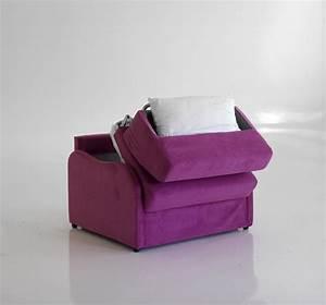 Fauteuil Convertible 1 Place Rapido : fauteuil convertible ~ Teatrodelosmanantiales.com Idées de Décoration