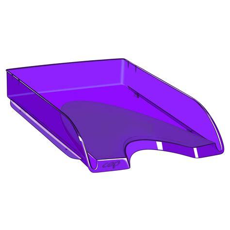 module de classement bureau cep corbeille à courrier ultra violet corbeille à