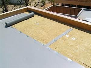 étanchéité Terrasse Goudron : tanch it toit plat deniscohen ~ Melissatoandfro.com Idées de Décoration
