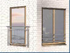 gelander bausatze franzosische balkone With französischer balkon mit garten traum düfte online shop