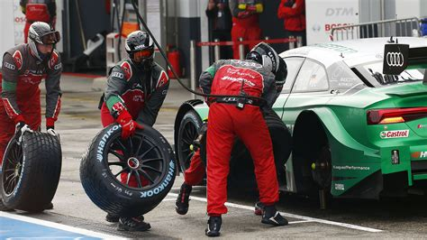Bmw And Audi Defend Tyre Regulation Tweak In The Dtm
