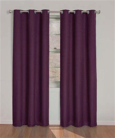 Walmart Eclipse Curtains Purple by Eclipse Dayton Thermaback Grommet Panel Walmart Ca