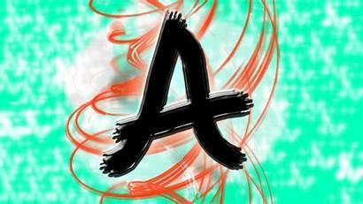 Alphabet Wallpapers Letter Word Letters Written Each