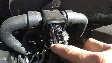 nissan armada rear heat control valve cheap fix