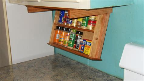 spice holder for cabinet simple kitchen design with under cabinet mounted spice