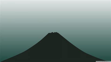 Recovery Mountain Minimalist 4k Hd Desktop Wallpaper For