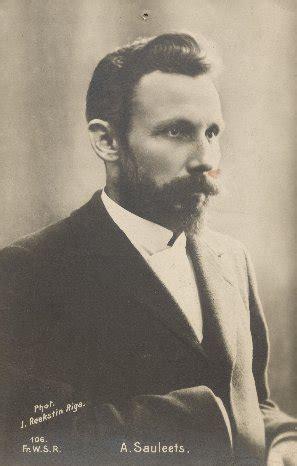 Augusts Saulietis (Plikausis) (1869 - 1933) - Genealogy