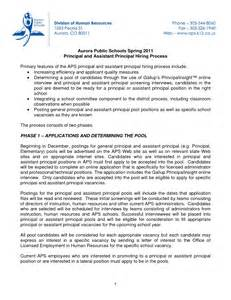Assistant Principal Resume Cover Letter by School Principal Cover Letter Resume Cv Cover Letter