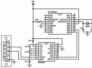 pic16f84a projects simple projects With wiringpi read uart