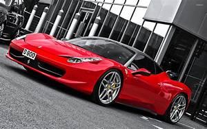 A Kahn Design Ferrari 458 Italia wallpaper - Car ...