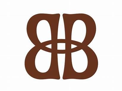 Double Bb Logos Monogram Inspiration Graphic Letter