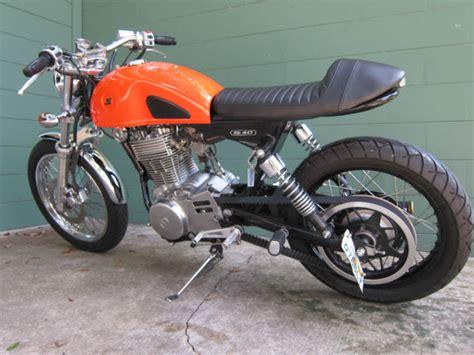 Suzuki Ls650 Parts by Suzuki Ls 650 Cafe Racer Impremedia Net