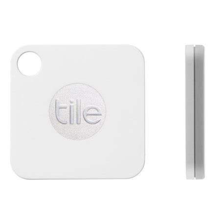 tile bluetooth tracker tile mate bluetooth tracker device four pack white