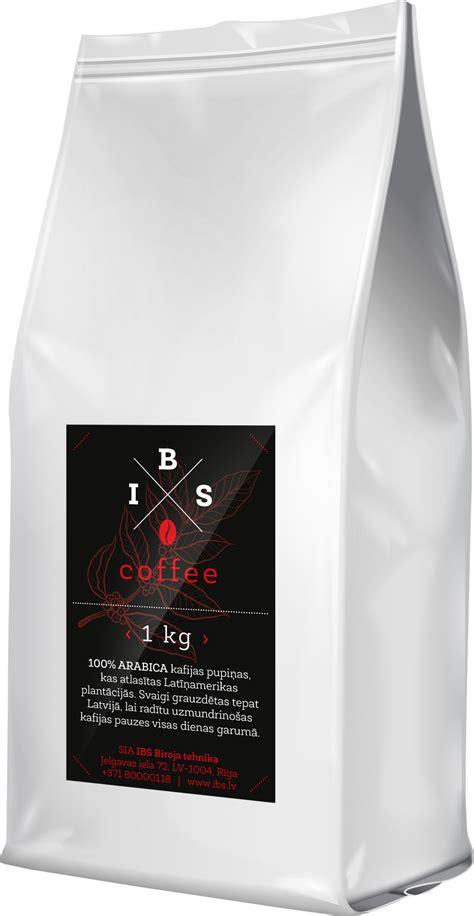 Kafijas pupiņas - IBS.LV - Biroja tehnika