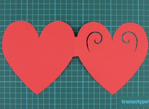 Through renovations, expansions and countless travel trends, the tubs have endured, celebrating passion and. Craft a heart-shaped card - Crea Bea Cards
