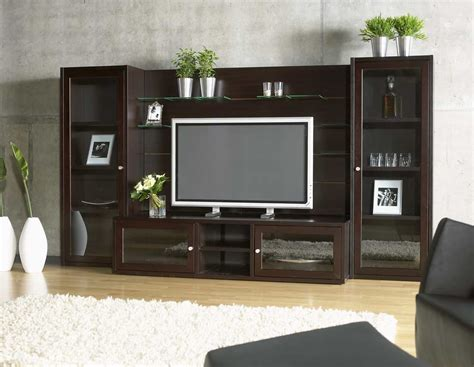 ikea wall cabinets living room modern dark brown entertainment center ikea with large tv