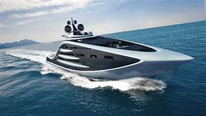 Andy Waugh Dreams Up Superyacht Extravagance