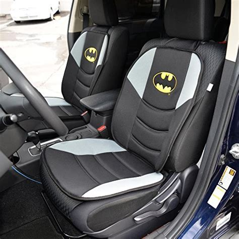 Batman Car Seat Cushion   Padded Comfort Support for Auto